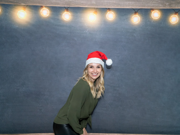country christmas backdrops