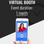 TapSnap Virtual Booth (1 Month)
